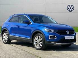 image for 2018 Volkswagen T-Roc 2.0 Tsi 4Motion Sel 5Dr Dsg Auto Hatchback Petrol Automati