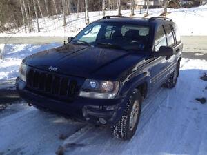2004 Jeep Grand Cherokee V8 Special Edition SUV, Crossover