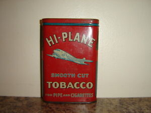 tobacco tin for sale