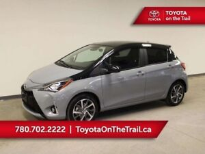 2019 Toyota Yaris Hatchback SE AUTO SHOWROOM SPECIAL
