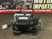 JDM K20A SILVER TOP ENGINE ONLY ACURA RSX