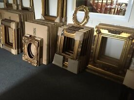 Mirrors, pictures, frames and framing