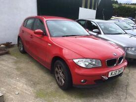 BMW 1 SERIES E87 116i 2006 - *BREAKING*