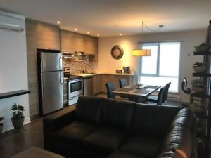 Lease transfer. March 1st. Urbania Laval. Splendid condo 3 1/2