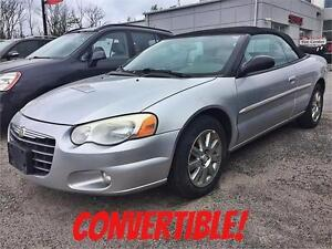 2005 Chrysler Sebring Conv Limited