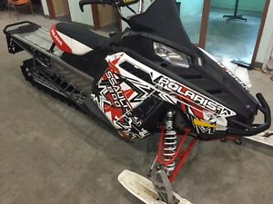 """2012 Polaris Assault RMK 163"""" with Turbo for sale"""