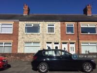 3 bedroom flat in Walker, Newcastle Upon Tyne, NE6 (3 bed)