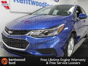 2018 Chevrolet Cruze LT FWD with heated seats