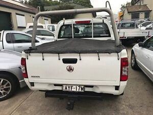 2006 Holden Rodeo RA MY06 LT Crew Cab White 4 Speed Automatic Utility Croydon Burwood Area Preview