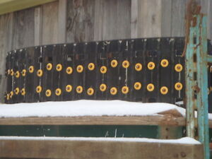 USED  SNOWMOBILE  TRACK/STUDDED