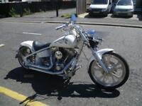 2004 Harleydavidson hardtail 1450cc