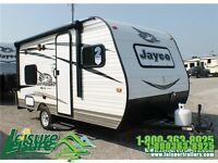 2016 Jayco Jay Flight SLX 154BH Travel Trailer