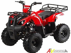 NEW 125-D  Kid's Quad/ATV with Reverse+Remote on Sale!!!