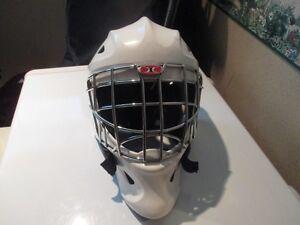 Casque de gardien  // Goalie mask