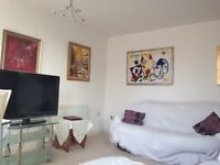 ONE BEDROOM IN LUXURIOUS TWO BED FLAT (FURNISHED)