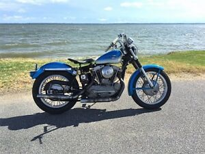 Looking to buy a 1960's Ironhead 900 Sportster
