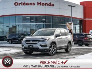 2016 Honda Pilot Touring -AWD LOADED WITH NAV AND DVD