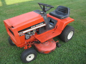 Allis Chalmers LTD  8Hp ,36 Inch Deck Riding Mower.