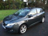 SEAT IBIZA 1.4 SPORT 5d 85 BHP (grey) 2010