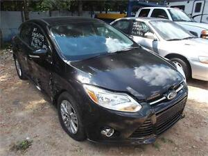 2012 Ford Focus SEL **BRAND NONE*CLEAN TITLE**