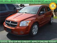 2007 Dodge Caliber SXT, $55/Week or $242/Month