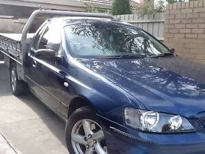 2005 Ford Falcon B/A Tray/ Ute Ringwood Maroondah Area Preview