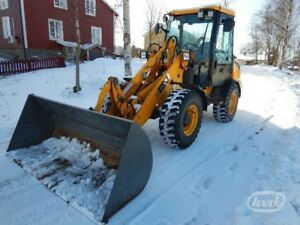 Jcb snow loader 409
