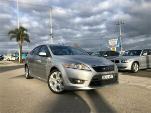 2009 Ford Mondeo MB Titanium TDCi Silver 6 Speed Sports Automatic Hatchback Cheltenham Kingston Area Preview
