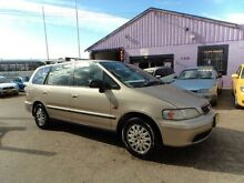 1998 Honda Odyssey (7 Seat)  Gold 4 Speed Automatic Wagon North St Marys Penrith Area Preview