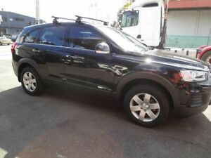 2016 Holden Captiva CG MY16 5 LS (FWD) Black 6 Speed Automatic Wagon Coopers Plains Brisbane South West Preview