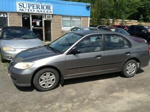 2004 Honda Civic Sdn SE Fully Certified and Etested!