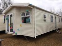 beautiful Ex Demo Caravan Reduced on Billing Aquadrome Call or Text 07472199151