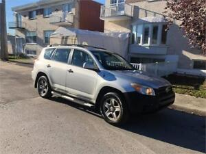 2008 toyota RAV4- automatic- 4CYLINDRES- FULL- PROPRE-  6200$