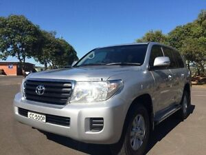 2014 Toyota Landcruiser VDJ200R MY13 GXL (4x4) 6 Speed Automatic Wagon Clarence Gardens Mitcham Area Preview