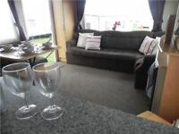 Great starter Static caravan for sale pet friendly 12 month season park