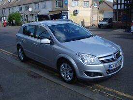 Vauxhall Astra, 2ltr diesel, Automatic, 2008 model, Full MOT, FSH, Auto Diesel, 1 prev owner