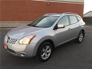 2010 Nissan Rogue S | $91 Bi-Weekly */ AWD / No Accidents!