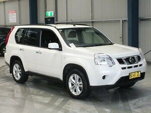 2014 Nissan X-Trail T31 Series 5 ST (4x4) White 6 Speed CVT Auto Sequential Wagon Dubbo Dubbo Area Preview