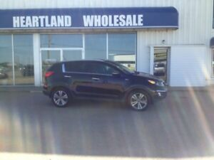 2014 Kia Sportage SX Luxury