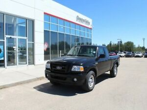 2011 Ford Ranger Sport, 4x4, manual