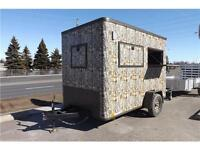 Hunters Special! Camo 6x10 Cargo at Jensen Trailers