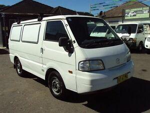 2004 Mazda E1800 (SWB) White Van 1.8l FWD Punchbowl Canterbury Area Preview