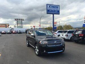 2012 Dodge Durango Citadel 4dr All-wheel Drive