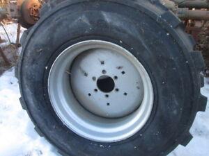 pneus industriel tracteur, rotoculteur,tondeuse a gazon, rateau