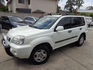2005 Nissan X-Trail T30 ST (4x4) White 4 Speed Automatic Wagon Sylvania Sutherland Area Preview