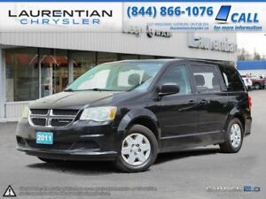2011 Dodge Grand Caravan -POW! POW! check me out, low cost and f