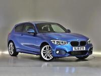 2016 BMW 1 SERIES DIESEL HATCHBACK