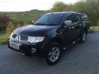 2011 Mitsubishi L200 Barbarian imaculate Pick-up