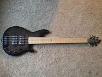 Traben Chaos Core 5 String Bass - Price Lowered