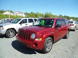 2009 JEEP PATRIOT 4X4 SPECIAL THIS WEEK ONLY $5950!!! HURRY!